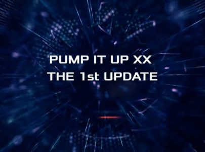 Pump it Up XX: Update 1.01