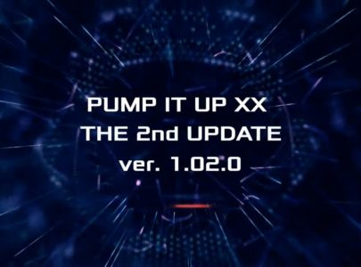 Pump it Up XX: 2nd Update 1.02