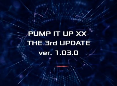 Pump it Up XX: 3rd Update 1.03
