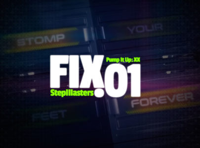 StepMasters' PIUXX Fix.01