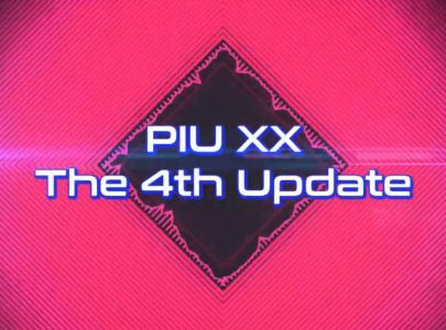 Pump it Up XX: 4th Update 1.04